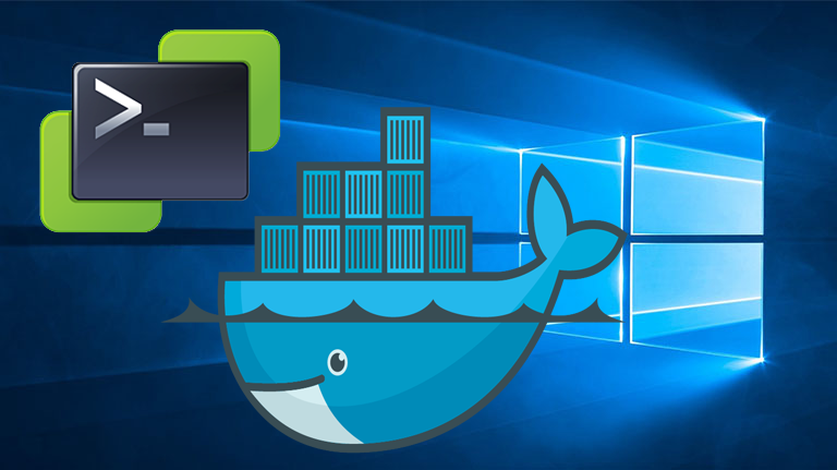 Using a PowerCLI+Windows Container, From the Top!
